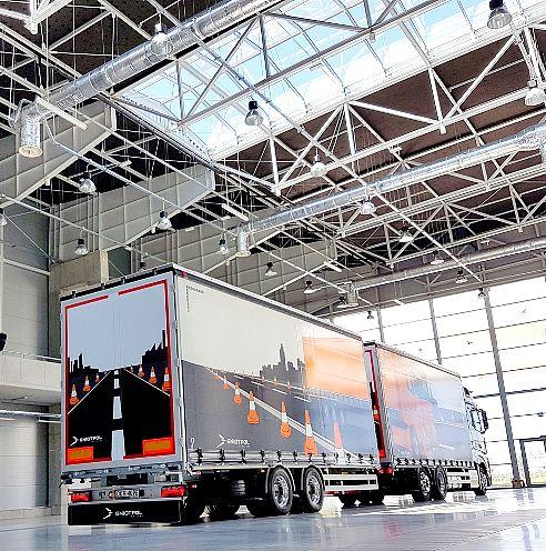 Typy naczep i przyczep do aut ciężarowych